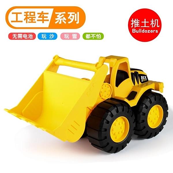 耐摔大號工程車挖掘機模型挖土機汽車 【快速】