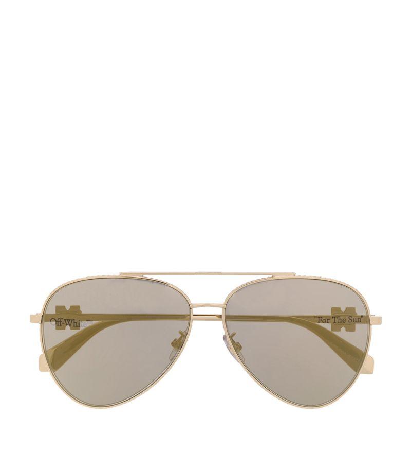 Off-White Pilot Sunglasses