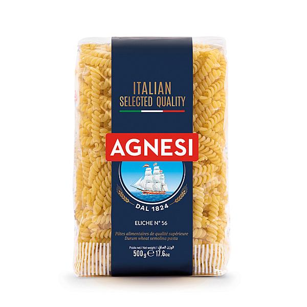 開元食品Agnesi 雅帆小螺旋麵500g