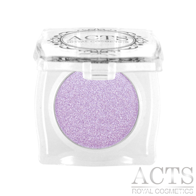 ACTS維詩彩妝 璀璨珠光眼影 銀紫5500(2.3g)
