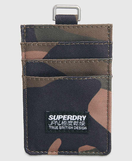Superdry Fabric Card Wallet