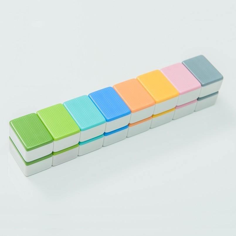 雀王 電動麻將桌專用正磁磁性麻將牌(兩組入)