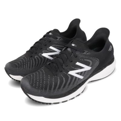 New Balance 慢跑鞋 W860B11 D 寬楦 運動 女鞋 紐巴倫 輕量 透氣 舒適 避震 路跑 黑 灰 W860B11D