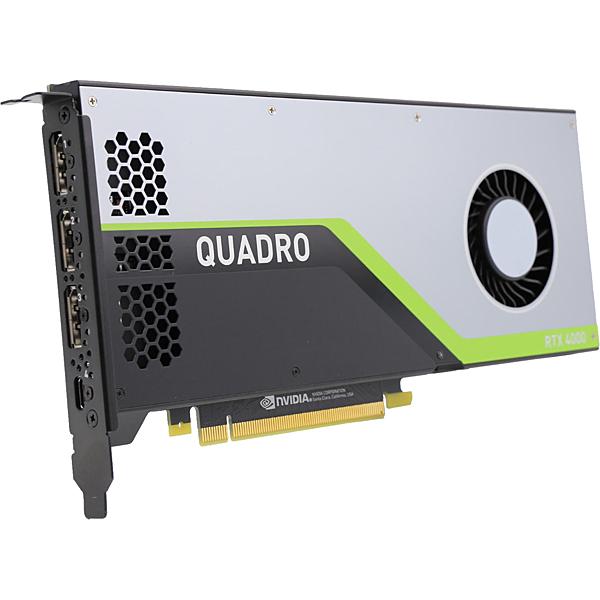 【免運費-限量】LEADTEK 麗臺 NVIDIA Quadro RTX4000 8GB GDDR6 工作站繪圖卡 / 原廠三年保固