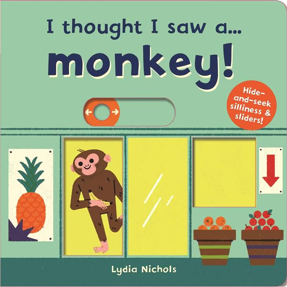I Thought I Saw a... Monkey