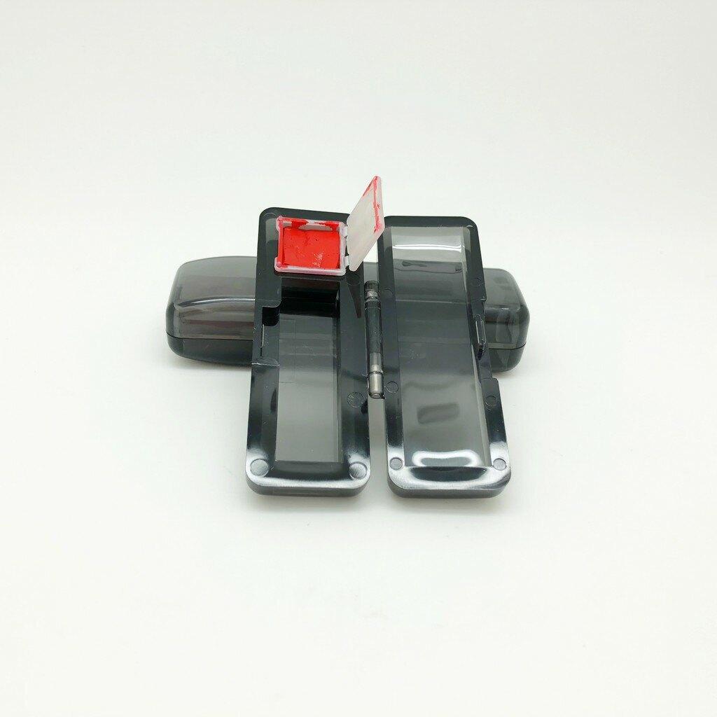新易 黑水晶印章盒(大/小)