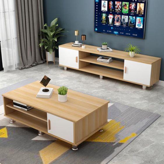 電視櫃簡約現代小戶型2019新款客廳臥室電視櫃