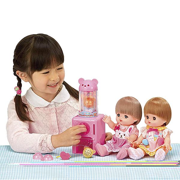 小美樂娃娃配件 小熊轉蛋機_PL51475