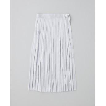 Traditional Weatherwear(トラディショナル ウェザーウェア)/【HIGH STREET COLLECTION】WRAP PLEATS SKIRT