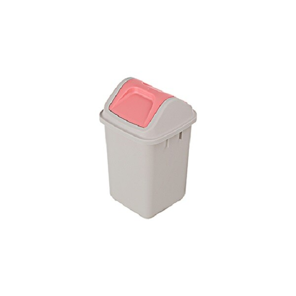 台灣製造 環保媽媽5l附蓋垃圾桶