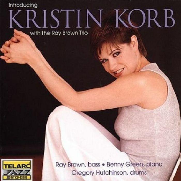 新星登場 克莉斯汀柯柏 雷布朗 Introducing Kristin Korb Ray Brown 83386