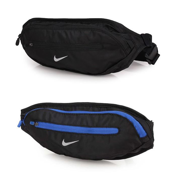 NIKE 運動腰包 大 慢跑腰包 手機腰包 防潑水 反光 RUNNING系列 N0001365【樂買網】