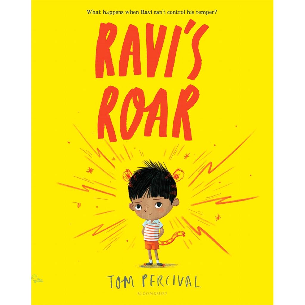 Ravi's Roar (平裝本)(美國版)【禮筑外文書店】(精裝)[79折]