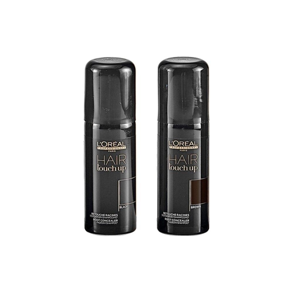 LOREAL 萊雅 小黑瓶補色噴霧(75ml) 自然黑/自然棕 2款可選【小三美日】◢D698000