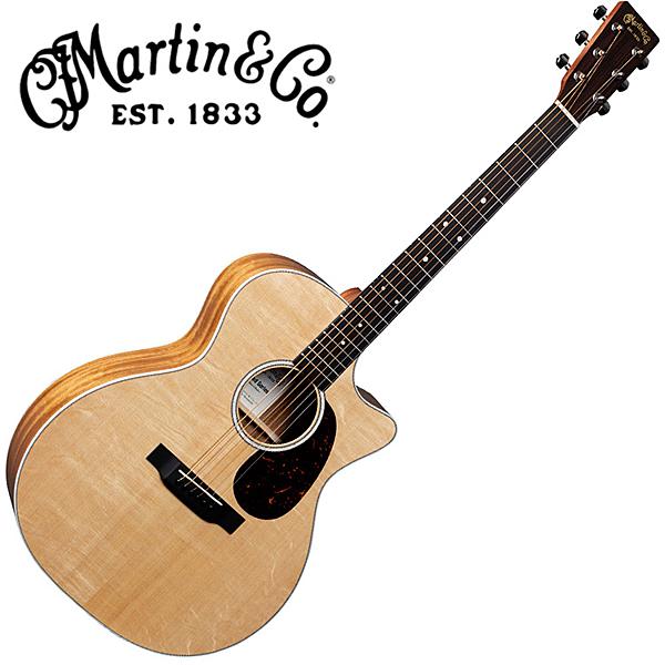 Martin GPC-13E 嚴選錫特卡雲杉單板 Mutenye木背側面板電木吉他 - 拾音器Fishman®MX-T