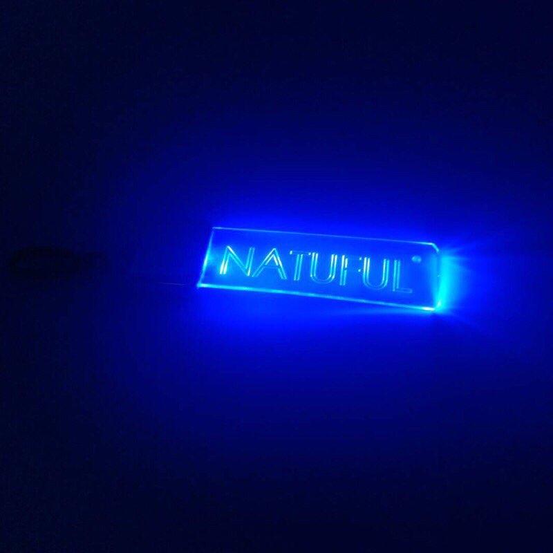 LED光雕發光鑰匙圈 客製化/禮贈品/道安宣導/防護安全★全方位守護者~