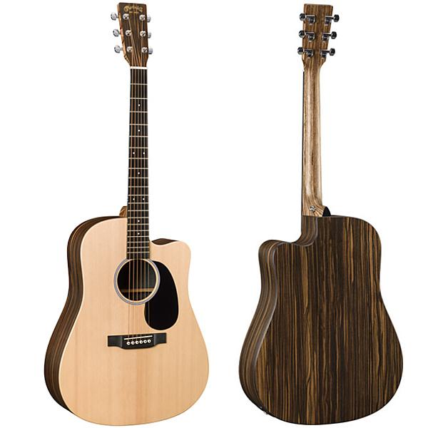 Martin DCX1AE Macassar 嚴選錫特卡雲杉單板 HPL背側面板吉他 - 拾音器 Fishman® Sonitone/原廠公司貨