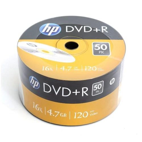 HP DVD+R 16X 4.7GB 50片裝 可燒錄空白光碟