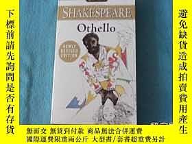 二手書博民逛書店罕見(英文原版)OTHELLO(奧瑟羅)Y202123 莎士比亞