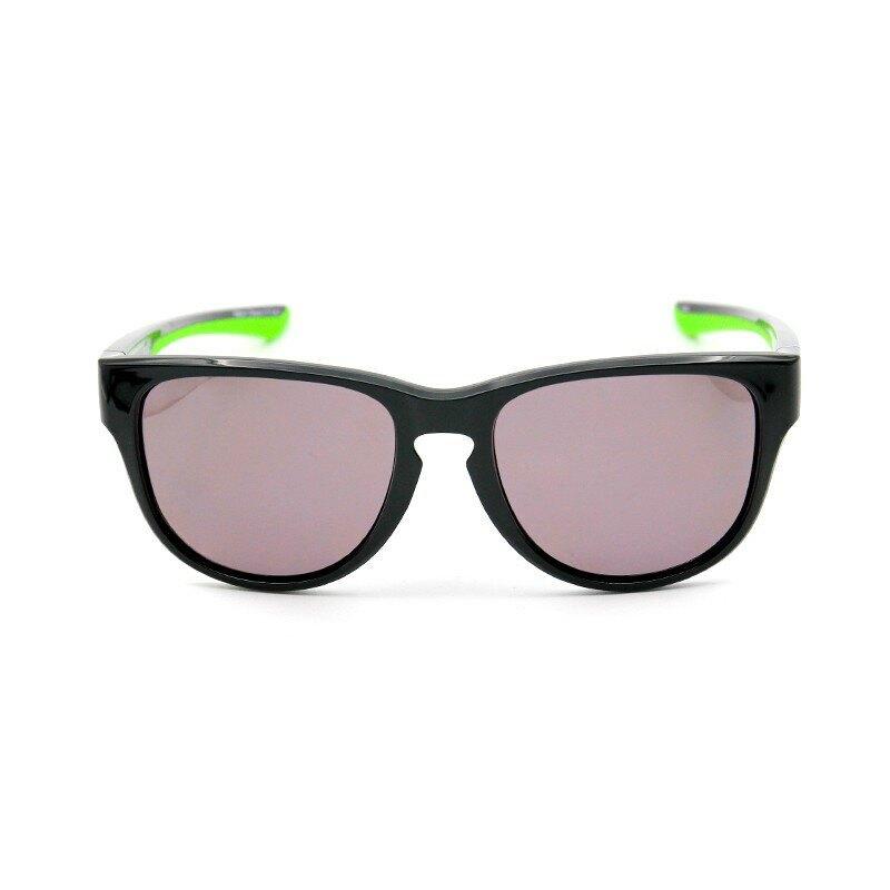 台灣【ZIV 優視設計】ICE冰系列太陽眼鏡-亮黑綠框 HS113001-143