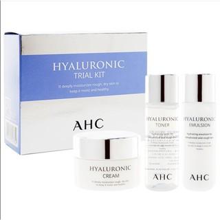 AHC 神仙水迷你旅行玻尿酸三件組HYALURONIC TRIAL KIT