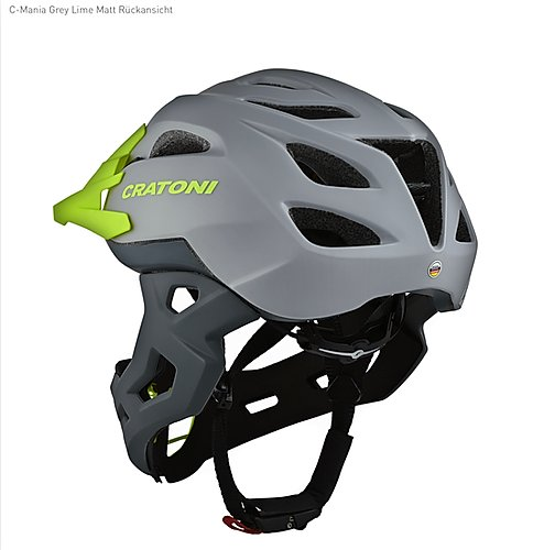 Cratoni C-Maniac Pro 2020 兒童安全帽 Limited 藍綠 /單車安全帽/ 頭盔/自行車