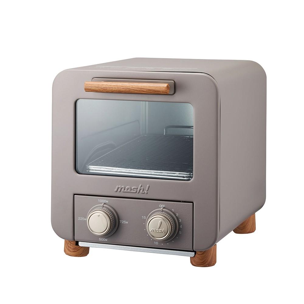 日本mosh 電烤箱 M-OT1 BR 咖啡棕/佳醫原廠/現貨免運