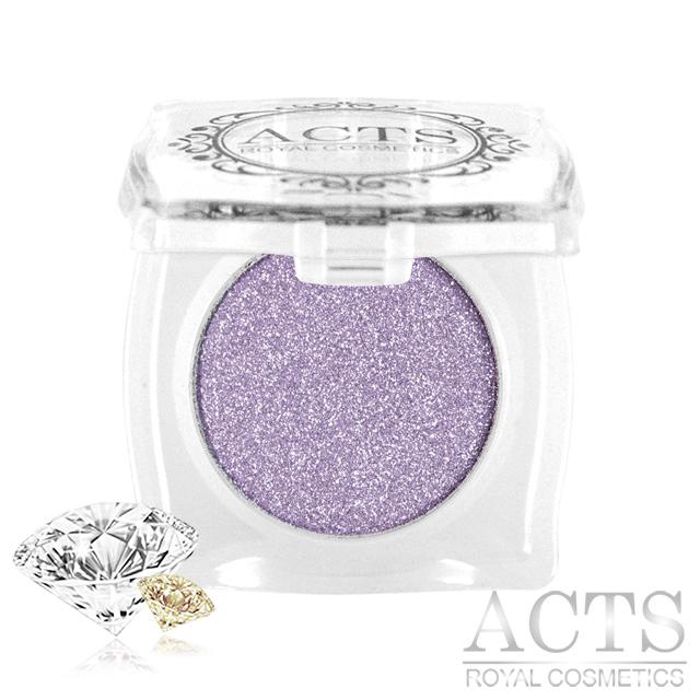 ACTS維詩彩妝 魔幻鑽石光眼影 優雅紫鑽D522