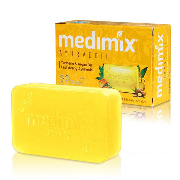 Medimix 印度綠寶石皇室藥草浴美肌皂 125g (煥白淡斑)