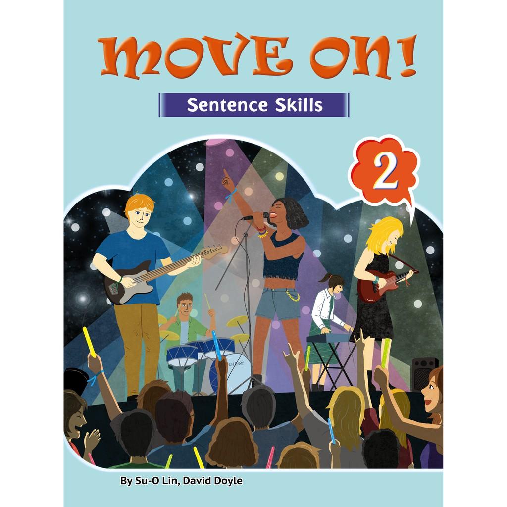 MOVE ON Sentence Skills 2
