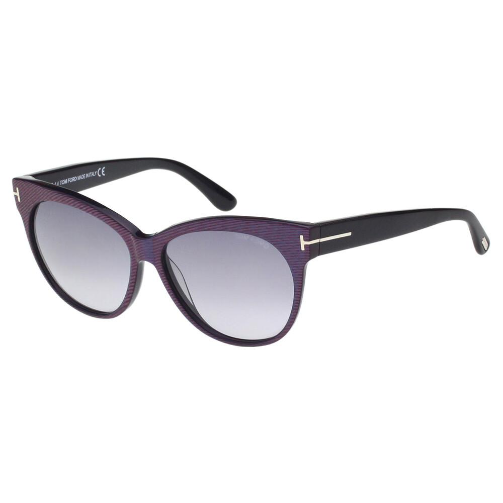 tom ford 時尚 太陽眼鏡(紫+藍色)