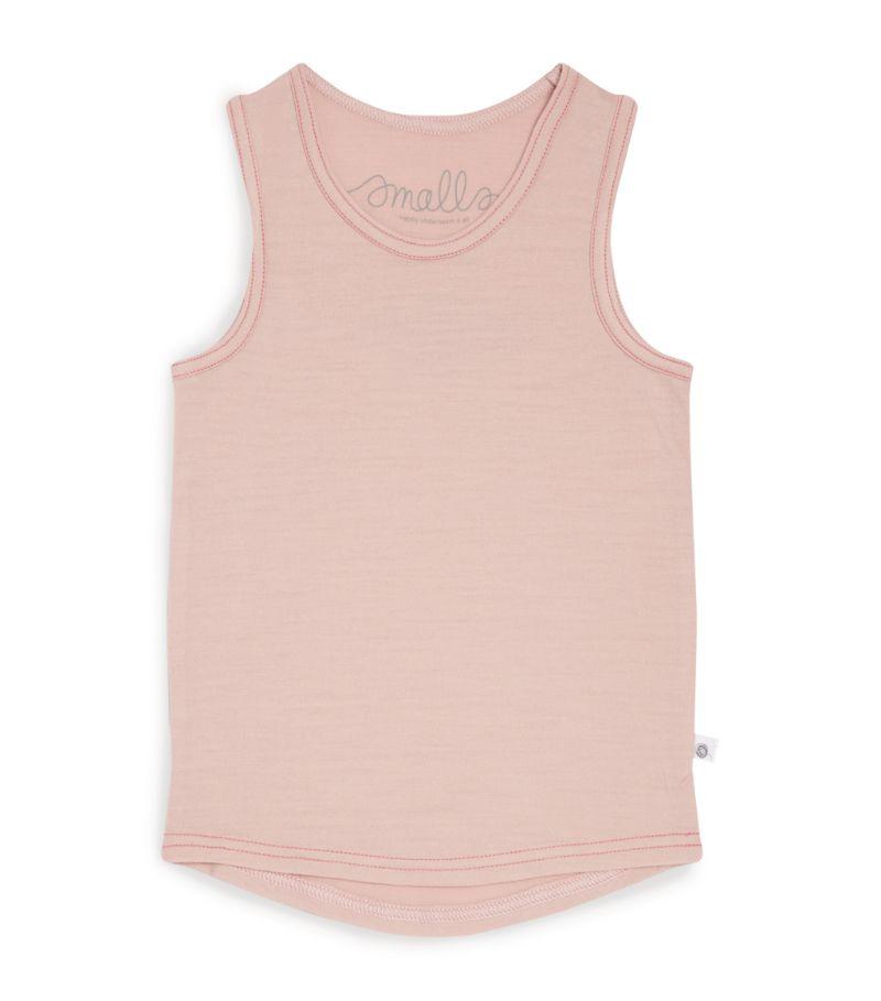 Smalls Kids Merino Wool Vest (2-12 Years)