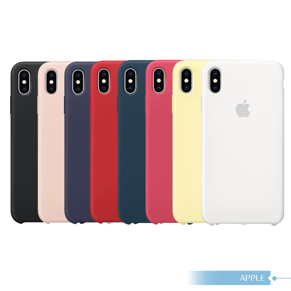 APPLE蘋果 原廠 iPhone Xs Max 矽膠保護殼【台灣公司貨】