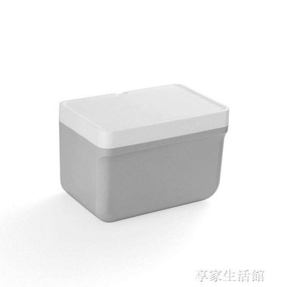 創意防水衛生間紙巾盒免打孔廁紙盒壁掛式抽紙卷紙盒衛生紙置物架