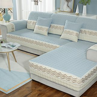 沙發套 沙發墊蓋布防滑四季通用北歐簡約坐墊全包萬能沙發套罩巾靠揹加厚