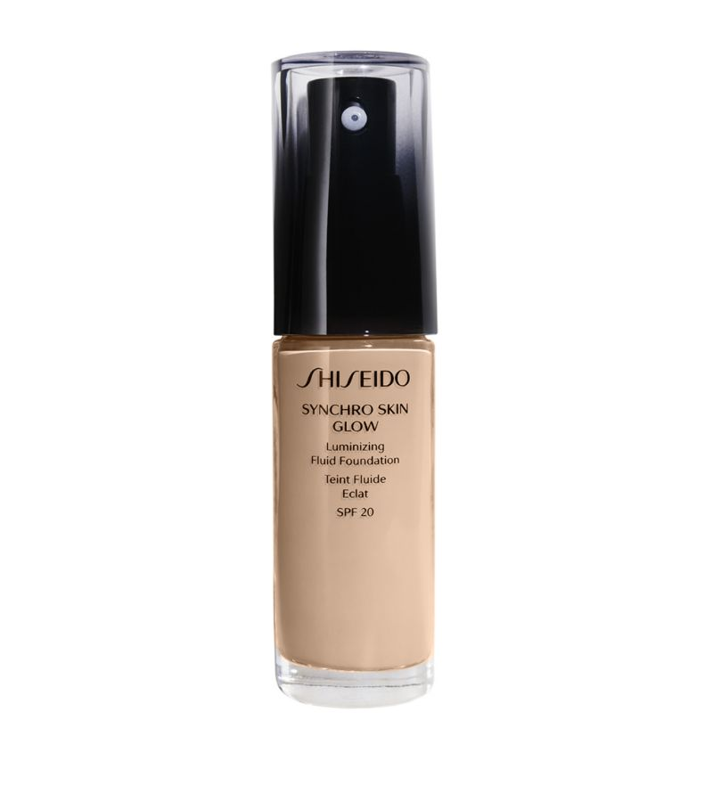 Shiseido Synchro Skin Luminizing Fluid Foundation