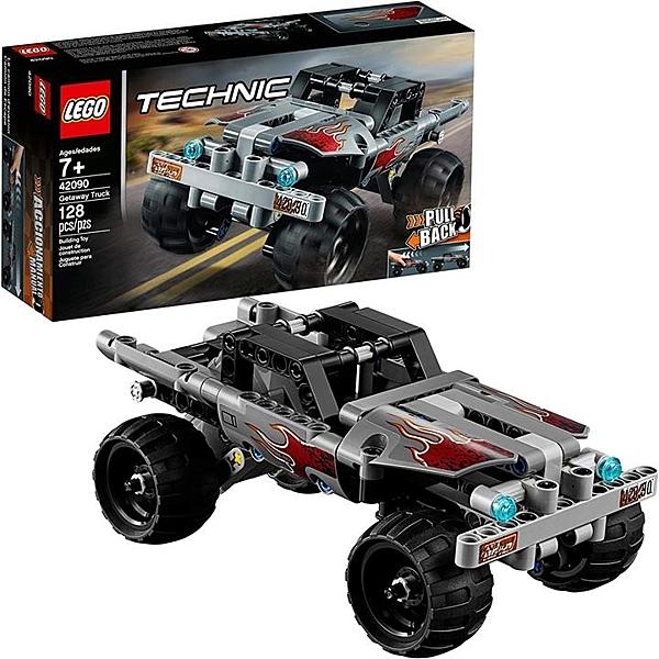 LEGO 樂高 技術逍遙車42090 (128件)