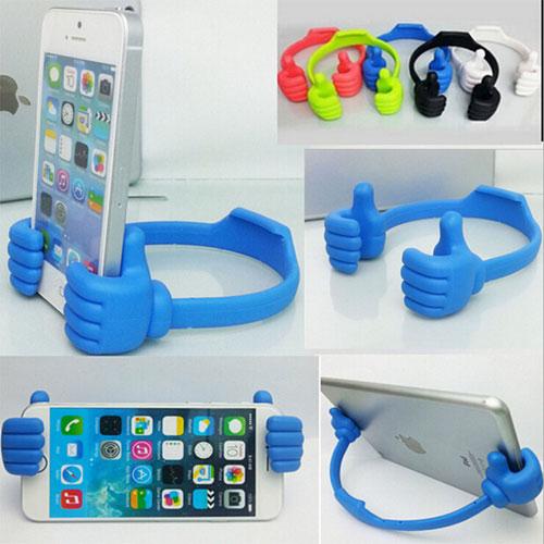 大拇指手機支架 大手指懶人支架  手機平板支架 創意卡通造型支架