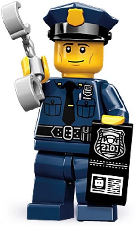 LEGO 樂高 71000 Minifrigues 9代人偶 全套16款