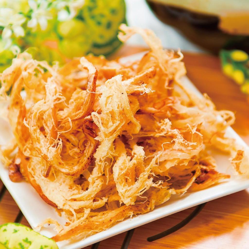《裕芳食品》碳燒魷魚絲