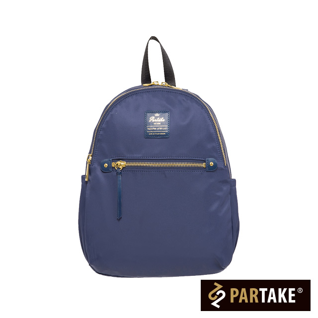 【PARTAKE】D6-後背包(小)-深藍 PT19-D6-81NY