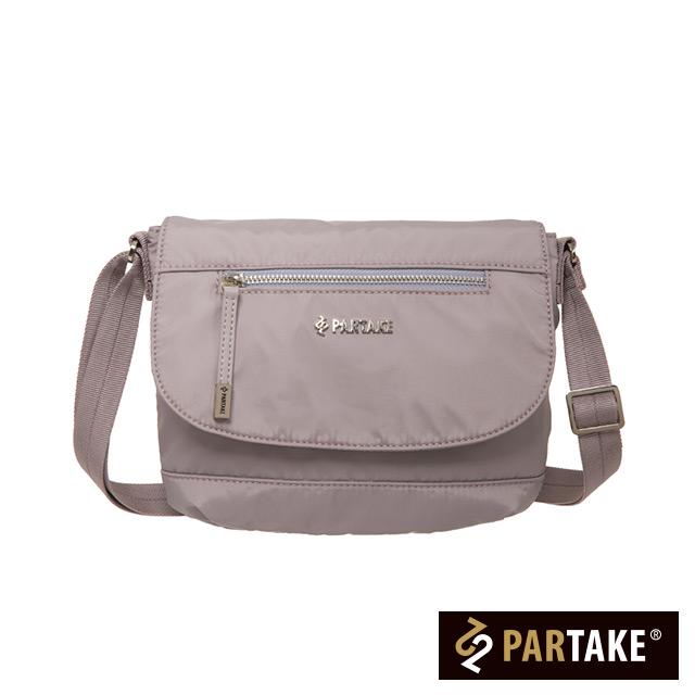 【PARTAKE】C9-側背包(小)-淺灰 PT19-C9-61LG