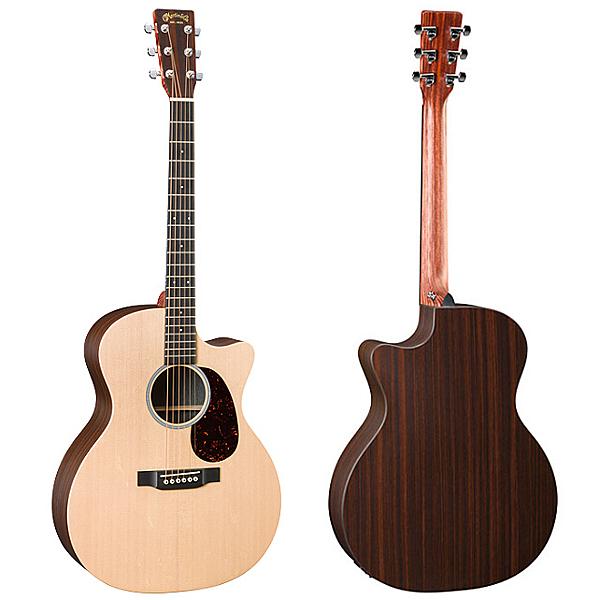 Martin GPCX1RAE 嚴選錫特卡雲杉單板 HPL背側面板吉他 - 拾音器 Fishman® Sonitone/原廠公司貨