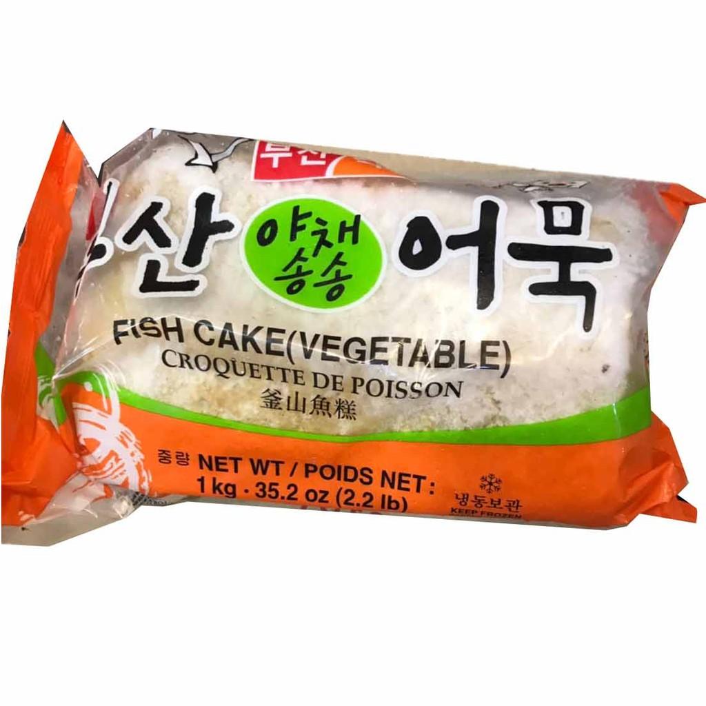 韓國魚板 天婦羅 1kg 特殊賣場常溫配送