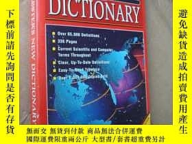 二手書博民逛書店Webster s罕見New DictionaryY146810