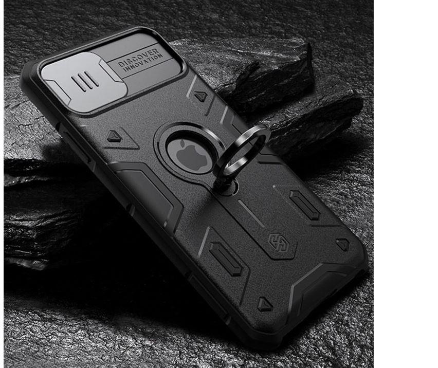 NILLKIN Apple iPhone 11 6.1 黑犀保護殼