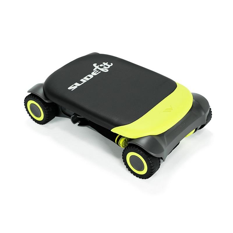Slide Fit 健身滑板(綠)