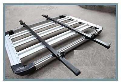 五菱宏光S S3寶駿730 360專用汽車行李架suv車載車頂貨架框通用筐 一木良品