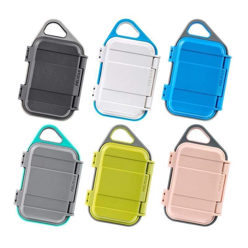 Go Case  G10  微型防水氣密箱 灰綠