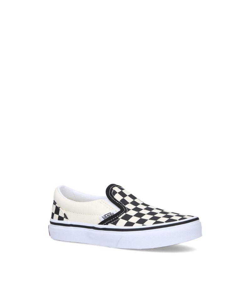 Vans Checkerboard Classic Slip-On Sneakers
